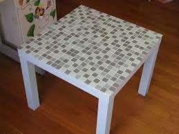 tile table top design ideas simply living tile table top