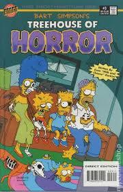 Simpsons Treehouse Of Horror I - treehouse of horror 1995 comic books