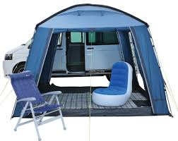 Motorhome Free Standing Awning Movelite Square Classic Drive Away Awning From Awnings Direct