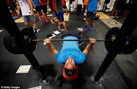Anderson Silva Bench Press New Zealand And Australia Put In The Hard Yards Before Their Rugby