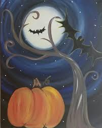 uncle buck u0027s grill 10 28 2016 halloween party paint nite event