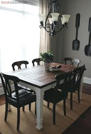 dining table farmhouse style dining table australia nz room