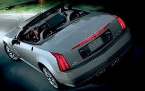 2009 xlr cadillac used 2009 cadillac xlr v for sale pricing features edmunds