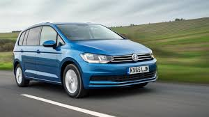 volkswagen touran review top gear