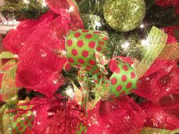 cheap deco mesh deco mesh christmas tree ladybug wreaths by nancy