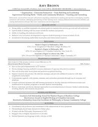 Sample Resume Objectives Tourism by College Resume Objective Free Resume Example And Writing Download