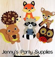 woodland creatures baby shower woodland animals baby shower centerpieces forest animals party