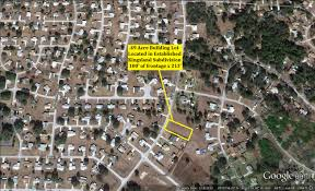 Map Of Ocala Fl 49 Acre Clear Building Lot In Established Subdivision U2013 Ocala