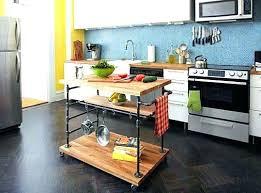 desserte de cuisine en bois à roulettes desserte cuisine en bois une desserte de cuisine desserte cuisine