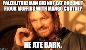Diet Meme - diet 2 paleo one myth leads to another diets are shit