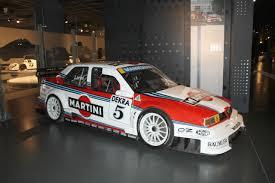 Martini Racing Inseguendo Il Mito Alfa Romeo 155 Dtm