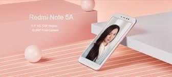 Xiaomi Note 5a Buy Redmi Note 5a Prime Snapdragon Cpu 64gb 32gb 5 5 Inch Screen
