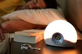 somneo sleep and wake up light review lumie bodyclock sunrise wake up alarm reviews