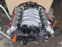 audi b7 engine 04 08 audi s4 b7 b6 4 2 v8 engine longblock 96k code bhf 40