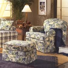 Chairs And Ottoman Sets Chair Striped Chair With Ottoman Club Chair And Ottoman