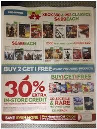 black friday sales gamestop gamestop black friday deals leaked