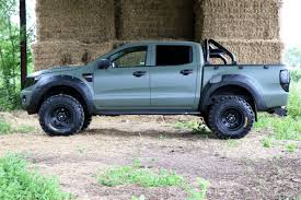 Camo Truck Accessories For Ford Ranger - used ford ranger vat q pick up double cab camo seeker raptor