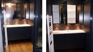 parquet pont de bateau meubles de salle de bain sur mesure à lyon par abema