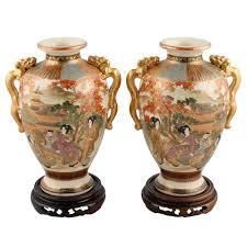 Rosewood Pottery Vase Japonés Jarrón De Porcelana Imari Japon Imari Pinterest