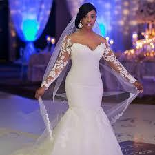 robe mari e orientale 2017 plus taille robes de mariage sirène sweetheart
