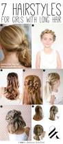 Hairstyles For Toddlers Girls by 363 Best Toddler Hairstyles Images On Pinterest Hairstyles Hair