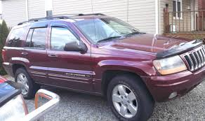 purple jeep 2001 jeep cherokee information and photos zombiedrive