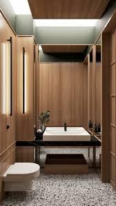 parement bois mural 1001 idées pour créer une salle de bain nature