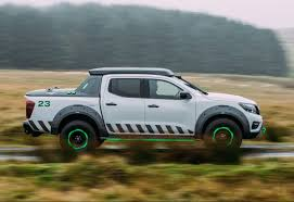 concept off road truck new nissan rescue truck concept comes with a drone