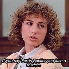 Ferris Bueller Meme - 16 reasons jeanie bueller is seriously underrated
