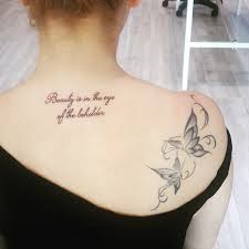 butterfly tattoos of mine from last year and quotes this