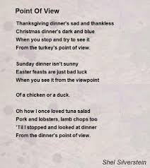 point of view poem by shel silverstein poem