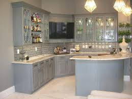 vintage kitchen tile backsplash granite countertop staining unfinished kitchen cabinets painting