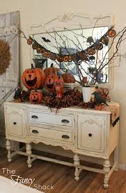 Easy To Make Home Decorations Halloween Halloween Decor Picture Ideas Office Decorating