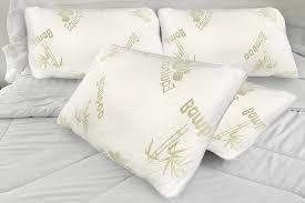 essence of bamboo pillow platinum bamboo pillow reviews