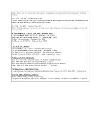 Sample Resume For Lpn New Grad by Download Lvn Resume Haadyaooverbayresort Com