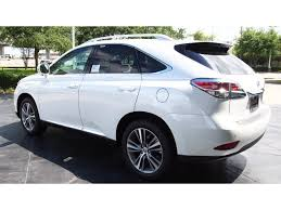 white lexus rx 350 lexus rx 350 2015 white suv gasoline 6 cylinders front wheel drive
