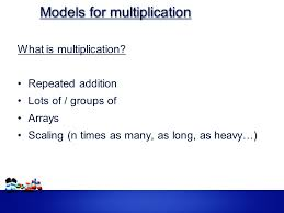 what is multiplication arithmetic mental calculation ppt