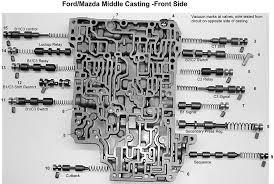 interesting 4l60e valve body exploded view pictures wiring