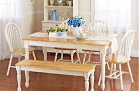 modern country dining table wisteria on cozynest home