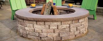 Firepit Stones Luxury Wood Burning Pit Kits Outdoor Pit Kits And