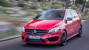 First Drive Mercedes Benz B Class B220 Cdi 4matic Amg Line 5dr
