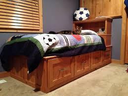 Custom Platform Bed Creative Ways To Store Your Kids U0027 Stuff Storage Ideas For Children