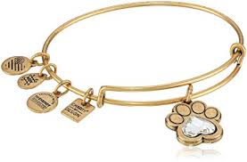 bracelet gold bangle images Alex and ani charity by design prints of love jpg