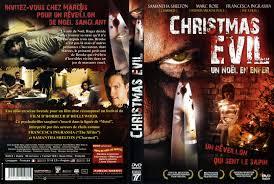 jaquette dvd de christmas evil cinéma passion