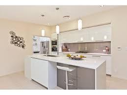 modern galley kitchen design using tiles photo 189030 cottage
