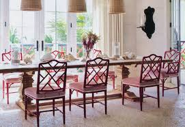 Chinoiserie Dining Room by Chinoiserie Chic Sunday Inspiration Coastal Dining Rooms