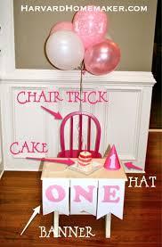 First Birthday Smash Cake Fun Harvard Homemaker