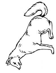 119 dessins de coloriage loup à imprimer