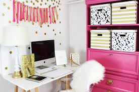 white and gold office desk white and gold offices an elegant and inspirational workspace