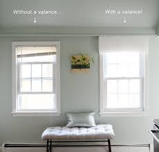 How To Make A No Sew Window Valance Design Fixation Easy Diy No Sew Window Valance